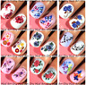 Adesivi Unghie ad acqua-Nail Art Water Transfer Stickers-Decals-Buy 3 Get 4