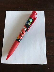 Giant DISNEY Pixar CARS Oversized Ballpoint Pen Lightning McQueen