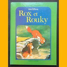 Collection Le Jardin des Rêves ROX ET ROUKY Walt Disney 1981