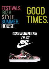"068 Nike Art Poster - Janoski SB Skateboard Art Shoes 14""x19"" Poster"