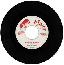 """MARIE GLADNESS  """"COPS AND ROBBERS c/w I'M ANXIOUS""""  DEMO  NORTHERN SOUL / R&B"""