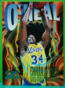 Shaquille O'Neal regular card 1996-97 Skybox Z-Force #114