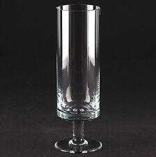 1 Vintage klassisch modernes Bierglas schlichtes Design Cocktail Glas W6D