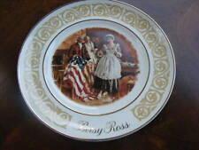 "Avon Wedgwood ""Betsy Ross"" Plate (1973)"