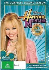 Hannah Montana : Season 2 (DVD, 2009, 5-Disc Set) NEW & SEALED