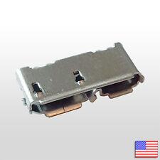 3pcs 3x Micro Usb 30 Female Smd Smt 10pin Socket Pcb Connector Fast Us Ship
