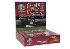 Panini UEFA Euro 2020 2021 Kick-Off Adrenalyn XL Premium 1, 5, 10 Packs Full Box