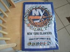 NEW YORK ISLANDERS STANLEY CUP DYNASTY 80-83   beer CAP