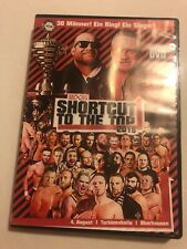 WXW Shortcut to the Top 2018 Wrestling DVD Wrestle Crate UK Ilja Dragunov Walter