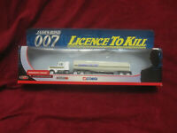 JAMES BOND LICENCE TO KILL VINTAGE 2002 CORGI KENWORTH TANKER TRUCK