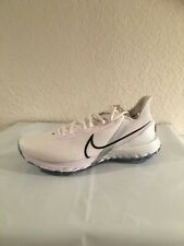 FREE SHIP! NEW Sz 11 Nike Air Zoom Infinity Tour Golf Shoes White Koepka