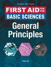 First Aid Basic Sciences: General Principles, Third Edition Digital (pdf)