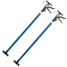 Drywall plasterboard builders easy props ceiling adjustable 115-290cm blue new
