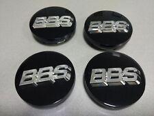 Set of 4 New BBS 3-D Logo 70mm Center Cap 56.24.120 under an order up to 30 days