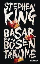 Basar der bösen Träume von Stephen King (2016, Gebundene Ausgabe)