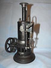 Rare Bing Dampfmaschine 1896 D.R.Patent Nr.94623 orig.GBN Dampfmaschine Bing