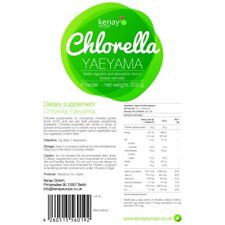 Chlorella Yaeyama powder 200 g – dietary supplement