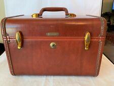 Vintage Shwayder Bros Samsonite Train Makeup Case 4912 Suitcase Luggage