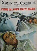 DOMENICA DEL CORRIERE N.42 1967