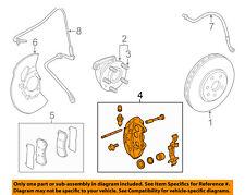 Cadillac GM OEM 09-14 CTS Front Brake-Disc Caliper 25912967
