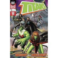 Titans #29 DC COMICS COVER A 1ST PRINT
