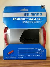 Shimano Dura-Ace Road Shift Cable Set - Red