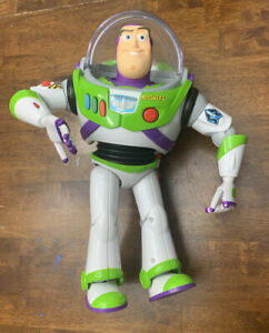 "Buzz Lightyear Toy Story - Disney Thinkway - 12"" Action Figure"