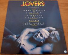Lovers 16 Classic Love Songs 1986 Telstar UK VINYL LP