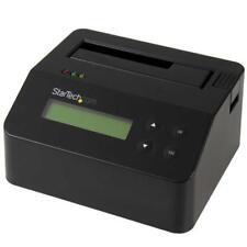 "StarTech 2.5"" & 3.5"" SSD/HDD drive eraser & USB 3.0 docking station"