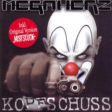 CD Kopfschuss von Megaherz Rammstein Style