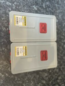 Guhring Drill Sets in Case x2 Excellent Condition