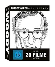 Woody Allen Collection (20 DVDs - 20 Filme) NEU in Folie