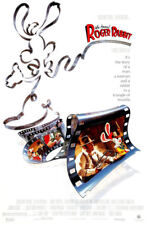 "Who Framed Roger Rabbit ( 11"" x 17"" ) Movie  Collector's Poster Print  - B2G1F"