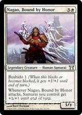 NAGAO, BOUND BY HONOR Champions of Kamigawa MTG White Creature—Human Samurai Unc