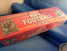 1990 SCORE FOOTBALL - FACTORY SET (660) CARDS - SEALED