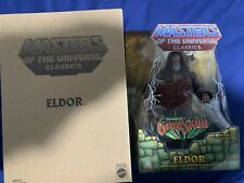 Masters of the Universe Classics Eldor Action Figure MOTUC MOC Mattel He Man