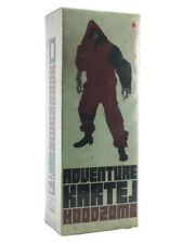 "ThreeA 3A Hoodzomb Red Edition 12"" Figure Adventure Kartel Sealed New In Box"