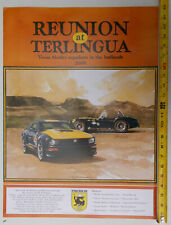 Shelby Reunion at Terlingua (2008) Poster by Bill Neale Free Shipping !
