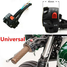 DC 12V Motorcycle Scooter 22MM Handlebar ON OFF Switch Controller Multi Function