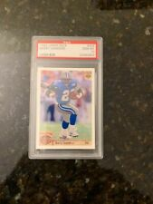 1992 Upper Deck #306 BARRY SANDERS............PSA 10 GEM MINT!