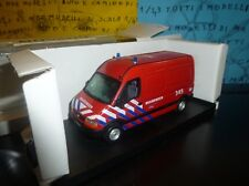 1/43 Vitesse Opel Movano A Brandweer Pompiers FW Fire Feuerwehr Holland code 3