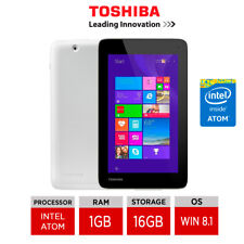Toshiba Encore WT7-C-100 7-inch Tablet, Intel Z3735G 1.33/1GB,16GB, Windows