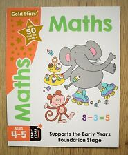 Reception Educational Activity Book Counting Number Child Age 4 5 Home Learning