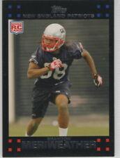 2007 Topps Football New England Patriots Team Set