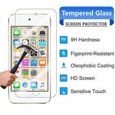 Gorilla Tempered Glass Film Screen Protector Shield Fo Apple iPod 6 5 Generation