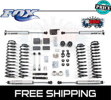 "BDS Suspension Fox Shock 3"" Lift Kit 2012-2018 Jeep Wrangler JK 4 Door 1403H"