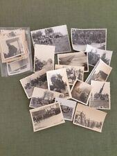 über 50 Fotos, verschiedene Grössen -  Aufnahmen  aus der Zeit des WW 2