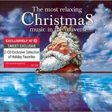Savoy - Most Relaxing Christmas Album in the Universe [New & Sealed] 2CDs