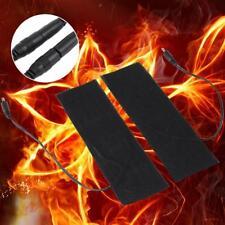 2tlg Elektrisch 5V USB Heizmatte Wärmematte Fußwärmer Heizkissen Heater 6*20CM