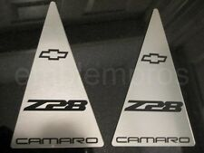 GM LICENSED 93-02 CHEVROLET CAMARO Z28 SAIL PANEL COVERS PREMIUM UV COMPOSITE